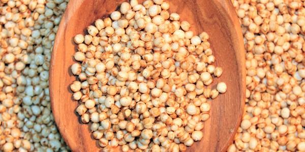 quinoa-gepufft